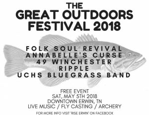 The Great Outdoors Festival 2018