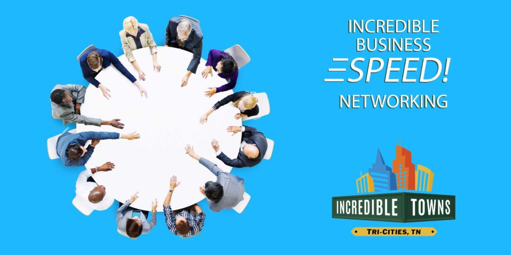 Incredible-Business-SPEED-Networking in Johnson-City,-TN-at-Holiday-Inn