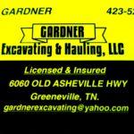 Gardner Excavating and Hauling, LLC