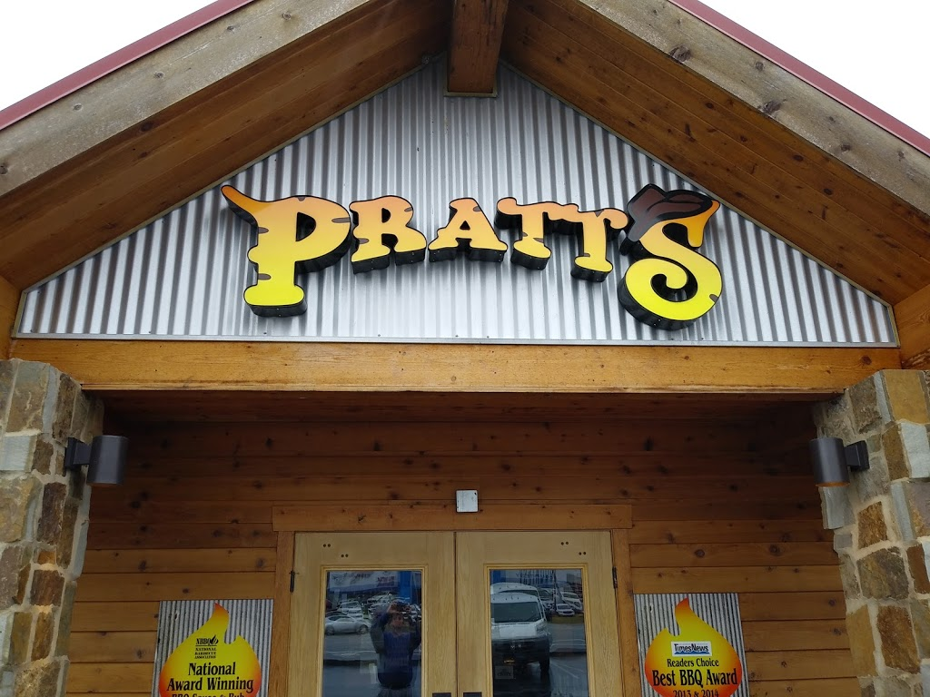 Pratt's BBQ Restaurant Kingsport TN