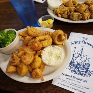 The Mayflower Seafood Restaurant located in Elizabethton TN