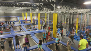 Trampoline Park Johnson City TN