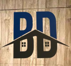 Barry Dye Construction Logo