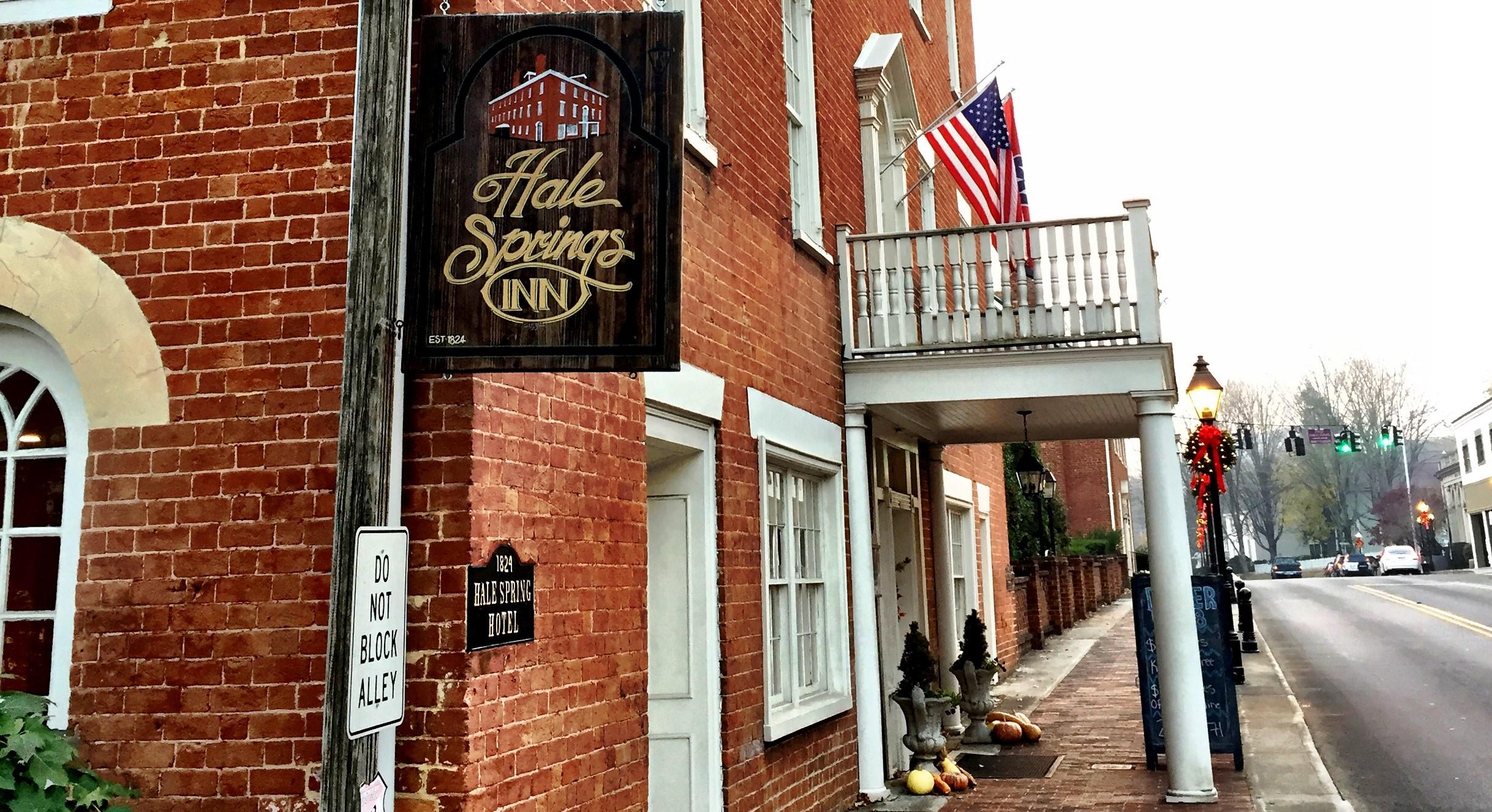 Hale Spring Inn, Rogersville TN
