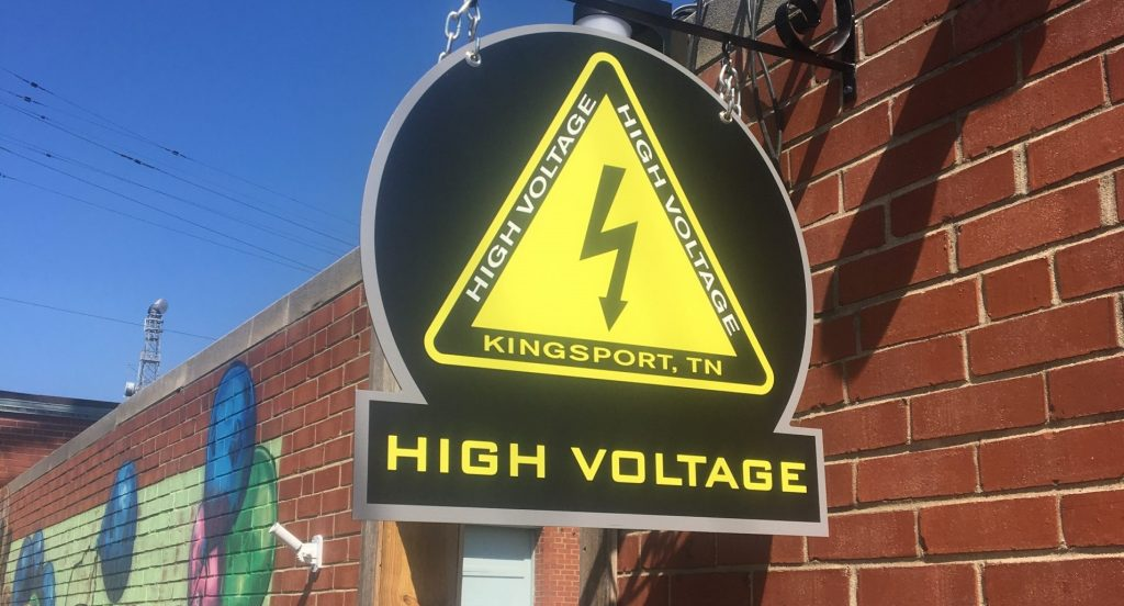 High Voltage Kingsport